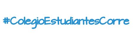 #ColegioEstudiantesCorre