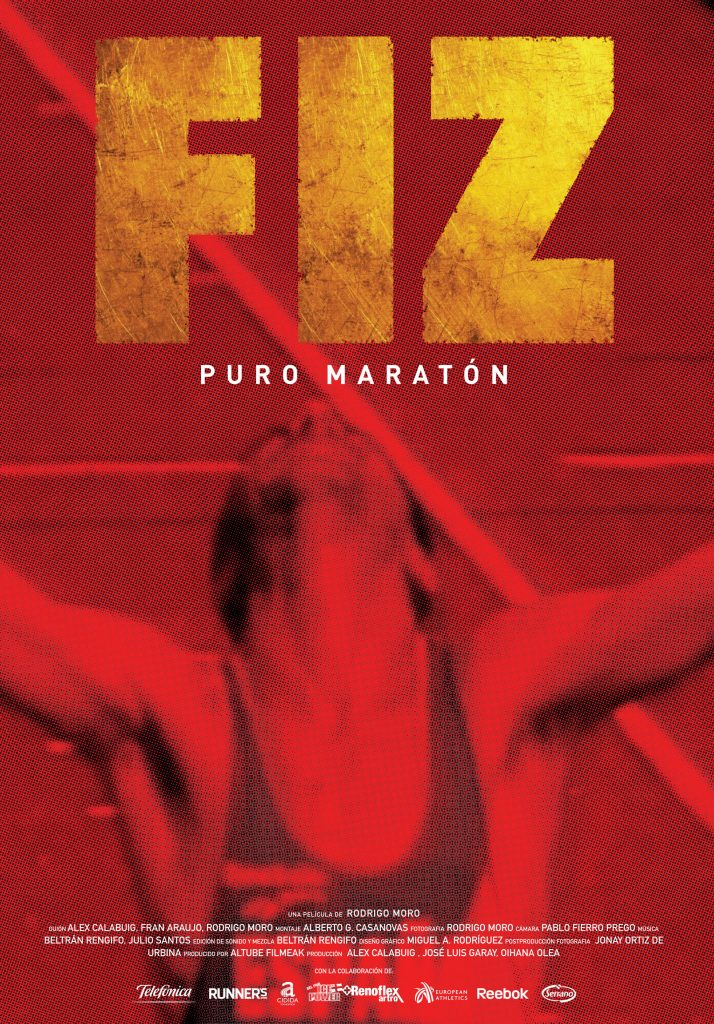 Cartel Documental 'Fiz. Puro Maratón'